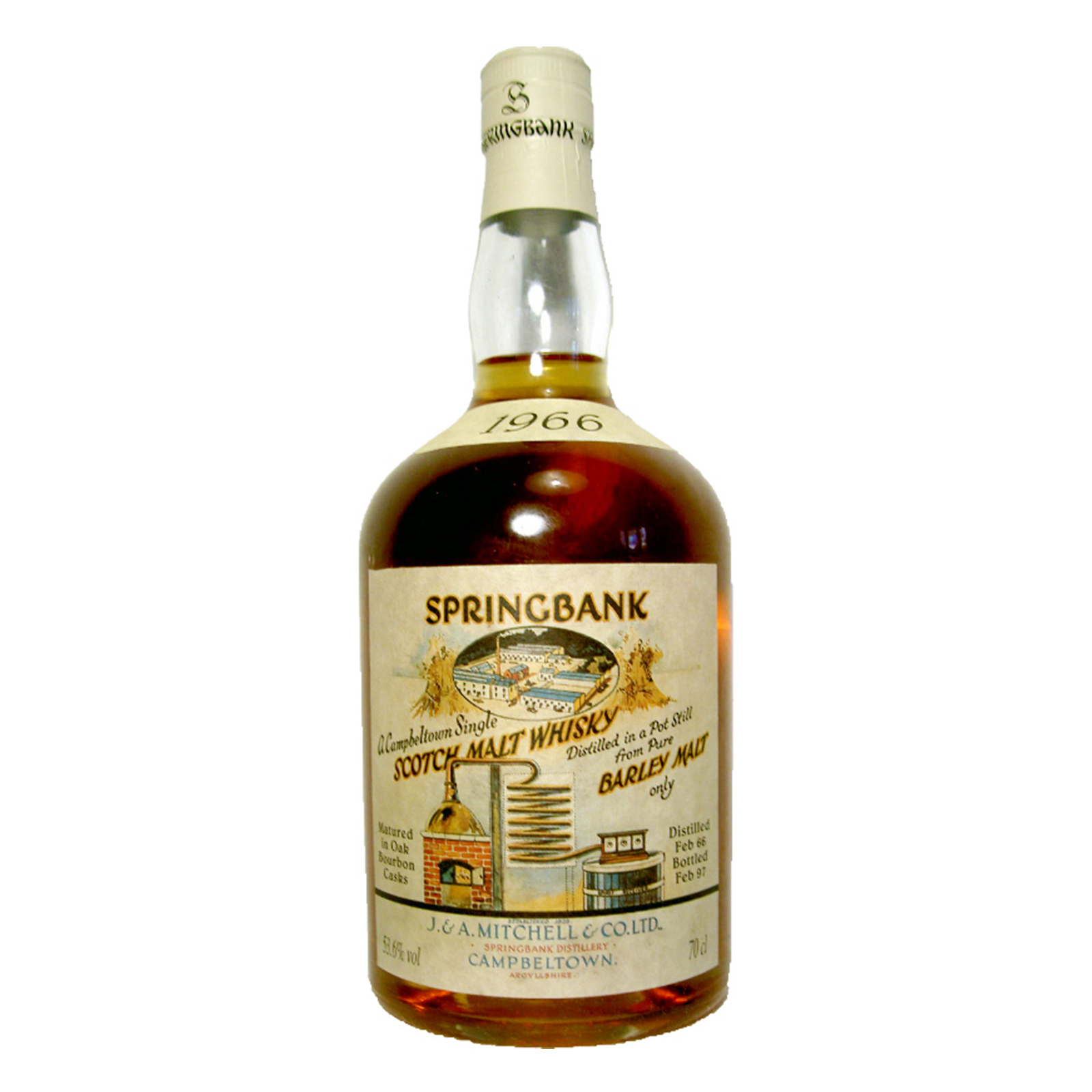 Read more about the article Springbank 1966 31 years – cask #477