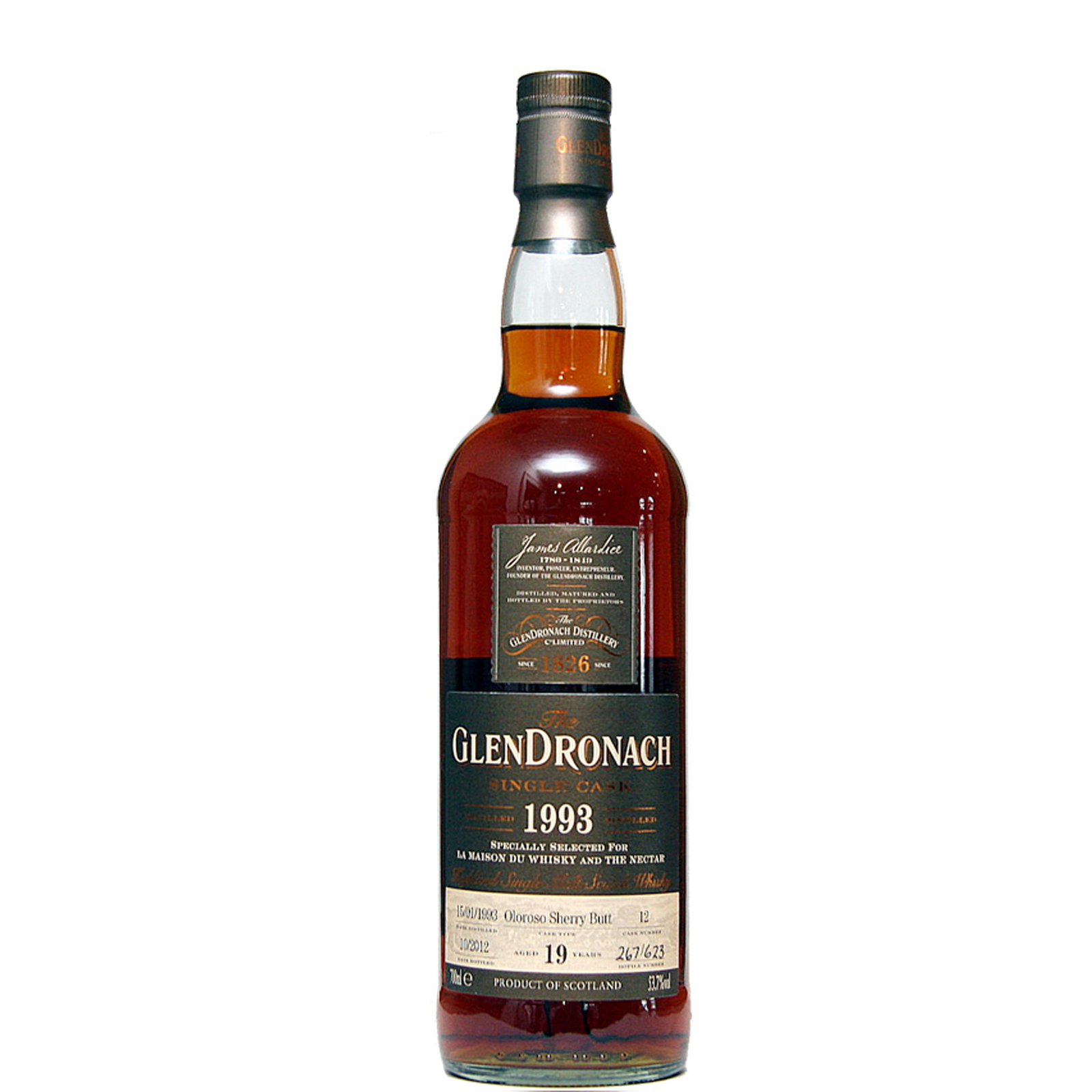 Read more about the article Glendronach 1993 19 years – cask #12