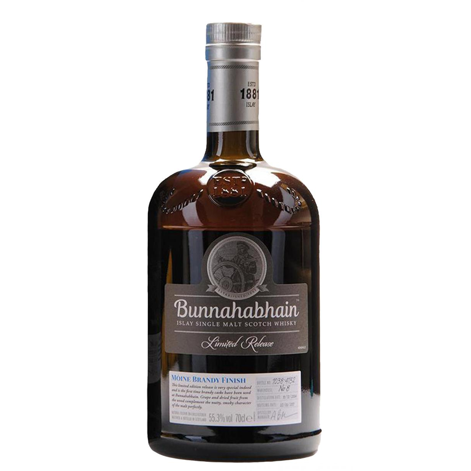 Read more about the article Bunnahabhain 2004 12 years