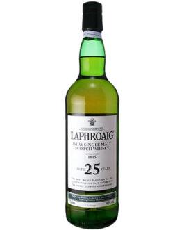 Laphroaig 25 years*