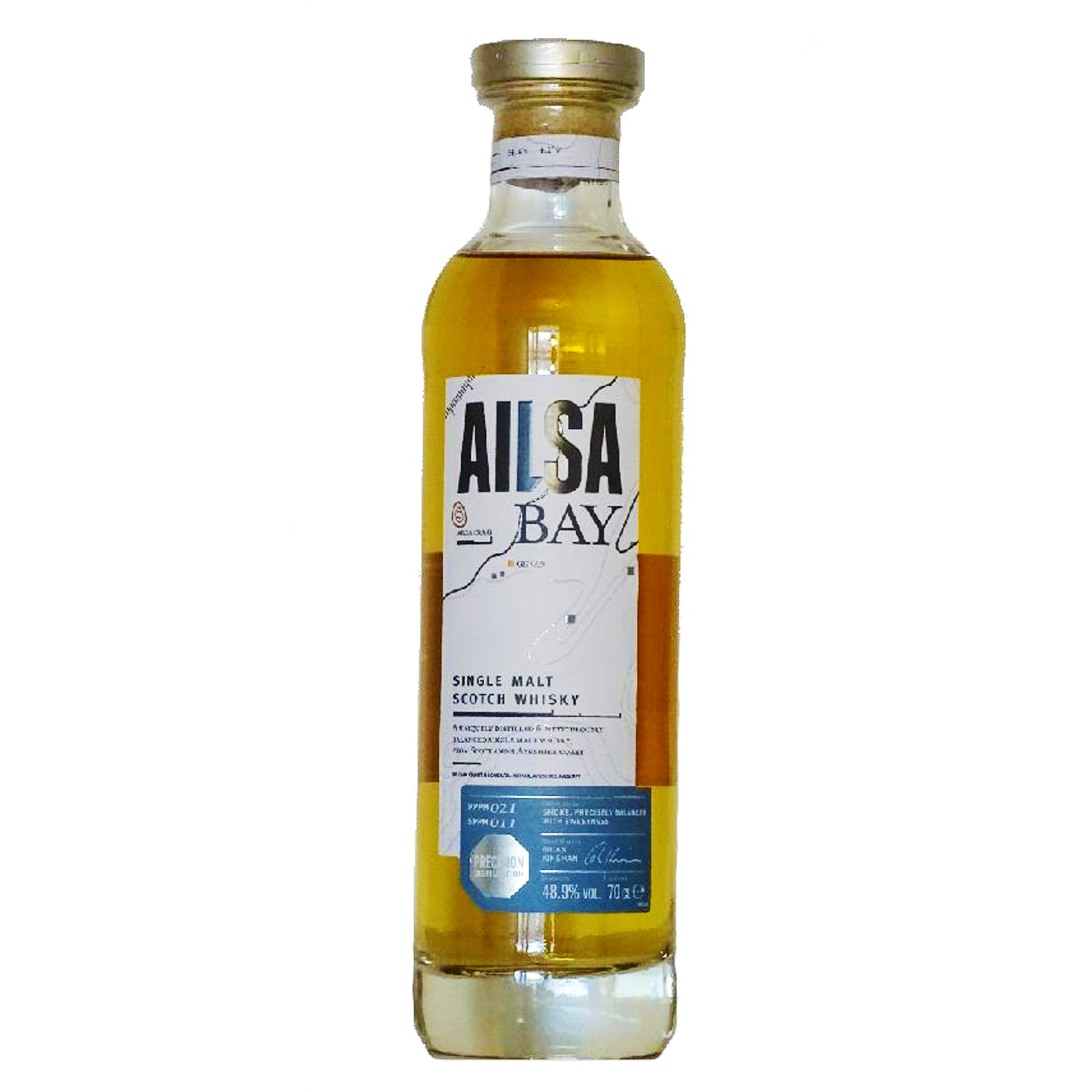 Read more about the article Ailsa Bay NAS